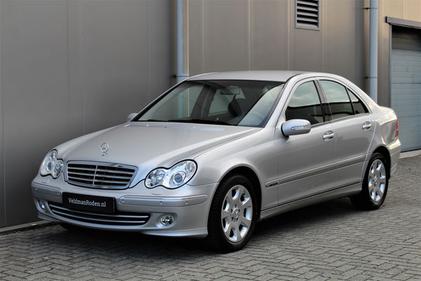 Mercedes-Benz C 180 Kompressor Elegance - 2004 - 44.028 km