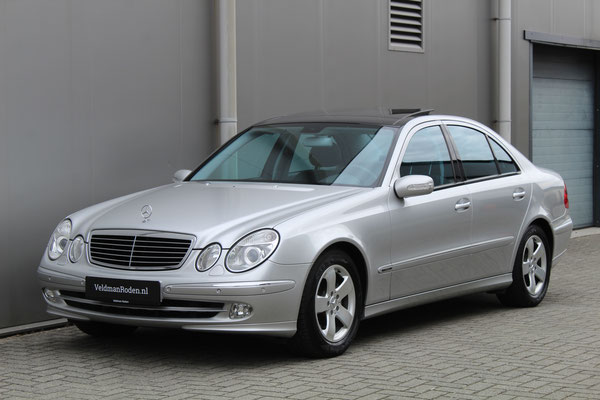 Mercedes-Benz E 240 Avantgarde - 2002 - 76.950 km
