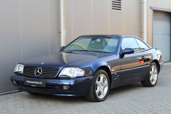 Mercedes-Benz SL 600 - 1999 - 71.750 km