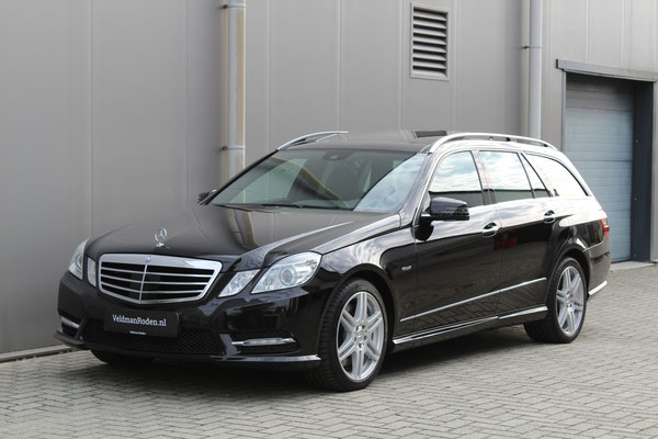 Mercedes-Benz E 500 Avantgarde - 2012 - 108.240 km