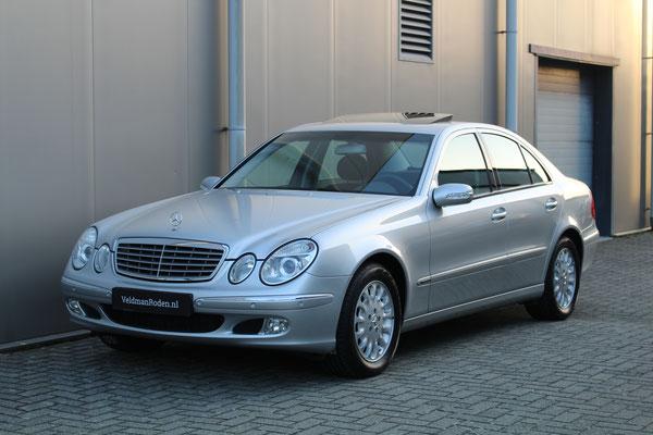 Mercedes-Benz E 200 Kompressor Elegance - 2005 - 38.216 km