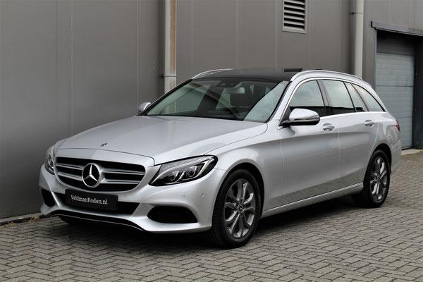 Mercedes-Benz C 180 Estate Avantgarde - 2017 - 56.041 km