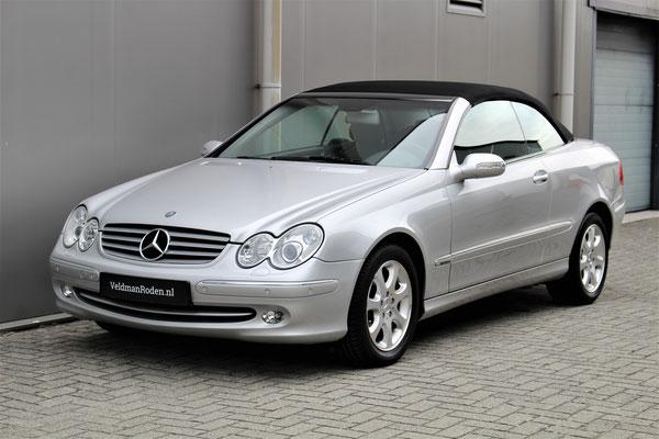 Mercedes-Benz CLK 200 Kompressor Cabriolet Elegance - 2007 - 13.830 km