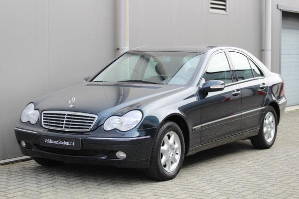 Mercedes-Benz C 200 Kompressor Elegance - 2001 - 11.150 km