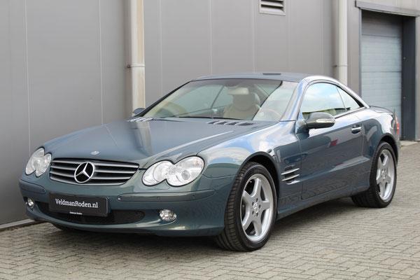Mercedes-Benz SL 500 DESIGNO - 2003 - 53.985 km