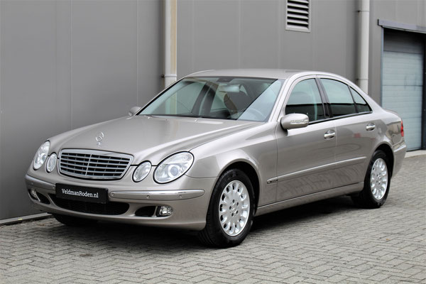 Mercedes-Benz E 280 Elegance - 2005 - 64.130 km