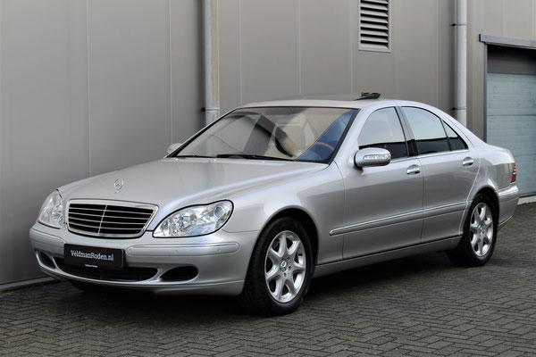 Mercedes-Benz S 500 - 2003 - 66.000 km