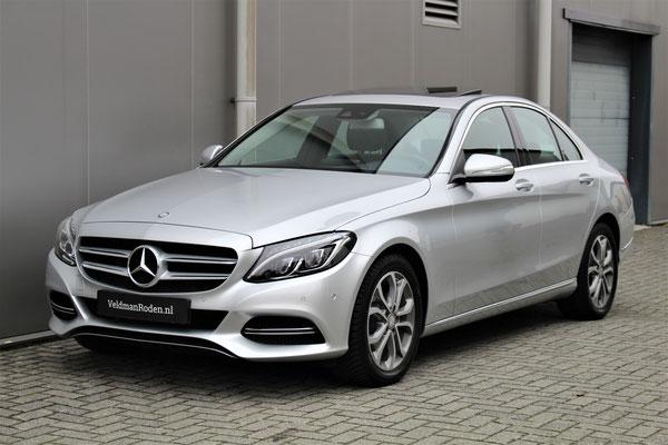 Mercedes-Benz C 180 Avantgarde - 2014 - 52.093 km