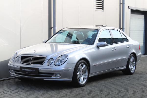 Mercedes-Benz E 270 CDI Avantgarde - 2002 - 115.980 km