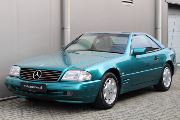 Mercedes-Benz SL 320 - 1997 - 65.200 km