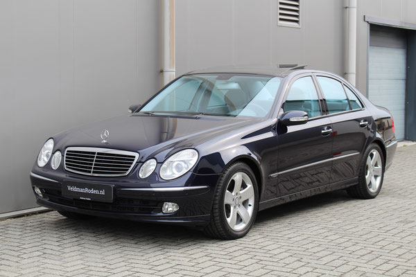 Mercedes-Benz E 500 - 2003 - 93.760 km