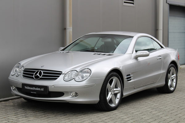 Mercedes-Benz SL 500 - 2004 - 56.750 km