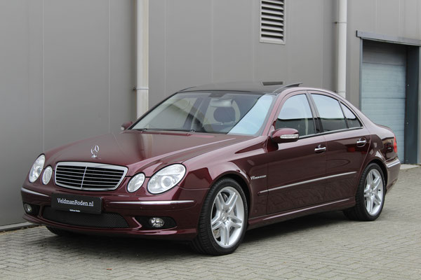 Mercedes-Benz Mercedes-Benz E 55 AMG Designo - 2005 - 35.650 km