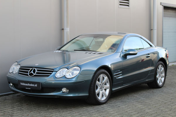 Mercedes-Benz SL 500 - 2002 - 44.900 km
