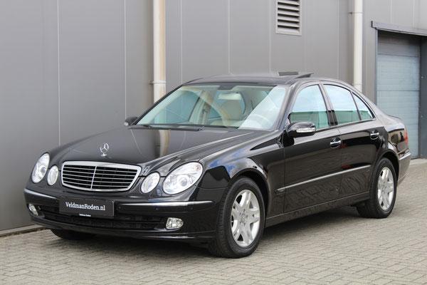 Mercedes-Benz E 270 CDI Avantgarde - 2003 - 48.150 km
