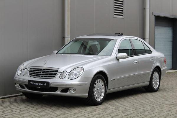Mercedes-Benz E 320 Elegance - 2002 - 32.453 km