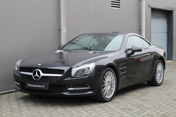 Mercedes-Benz SL 350 - 2013 - 48.200 km