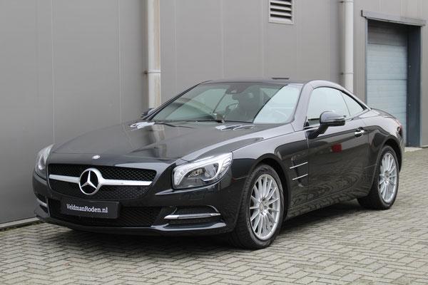 Mercedes-Benz SL 350 - 2013 - 48.200 km