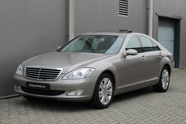 Mercedes-Benz S 350 - 2005 - 64.150 km
