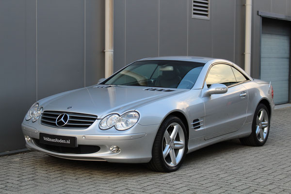 Mercedes-Benz SL 350 - 2003 - 41.250 km