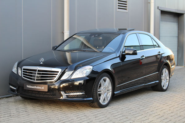 Mercedes-Benz E 500 Avantgarde - 2012 - 47.600 km