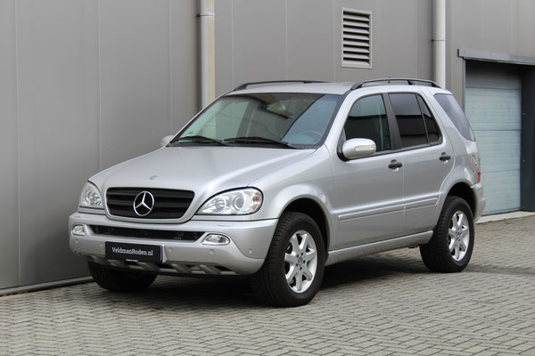 Mercedes-Benz ML 270 CDI - 2002 - 64.980 km