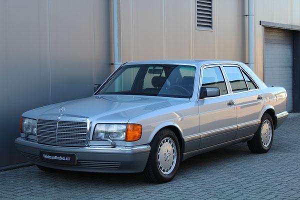 Mercedes-Benz 420 SE - 1986 - 187.400 km