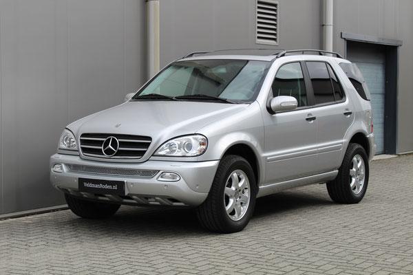 Mercedes-Benz ML 500 - 2002 - 43.855 km