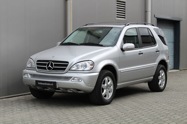 Mercedes-Benz ML 500 - 2002 - 43.855 km