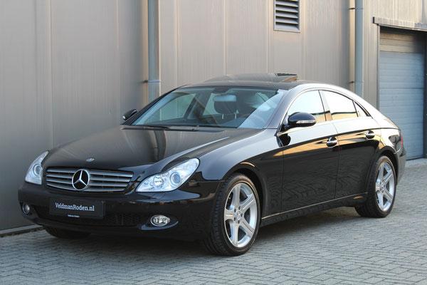 Mercedes-Benz CLS 500 - 2004 - 55.950 km