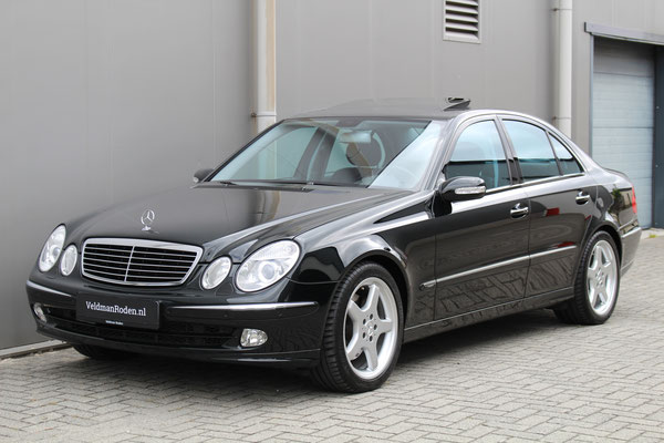 Mercedes-Benz E 500 Avantgarde - 2003 - 82.750 km
