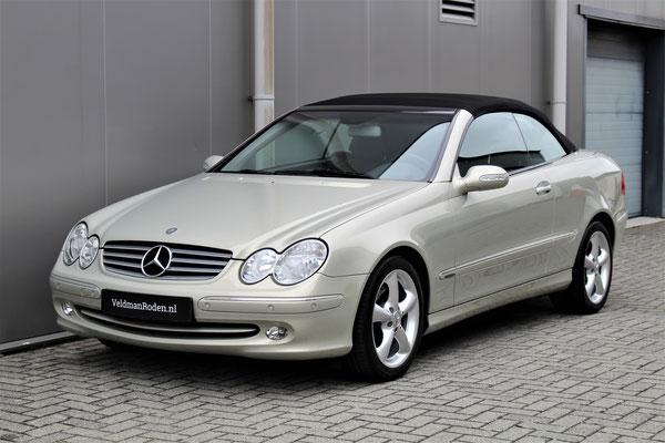 Mercedes-Benz CLK 200 Kompressor Elegance DESIGNO - 2004 - 42.133 km