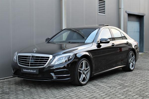 Mercedes-Benz S 500 - 2014 - 47.650 km