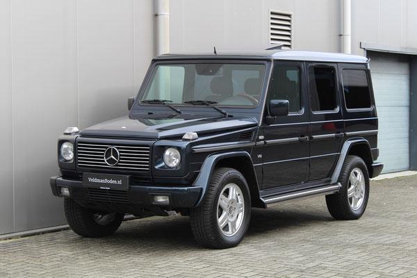Mercedes-Benz G 400 CDI - 2001 - 96.450 km