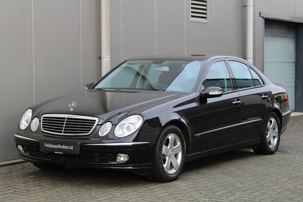 Mercedes-Benz E 240 Avantgarde - 2002 - 115.570 km