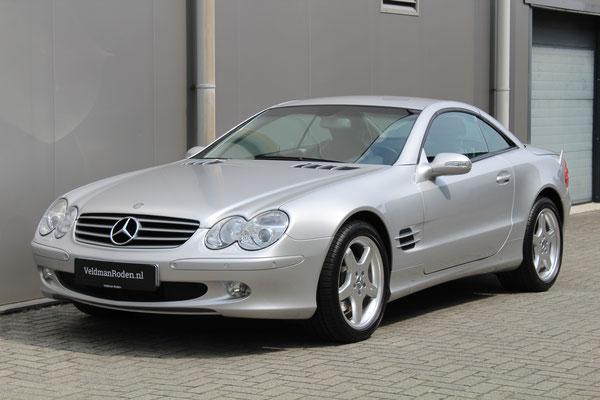 Mercedes-Benz - SL 500 - 2002 - 64.603 km