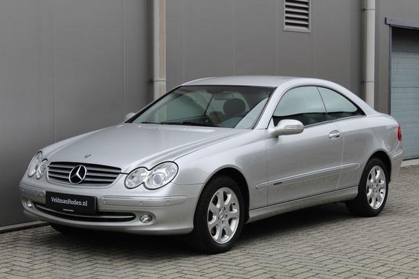 Mercedes-Benz CLK 320 Elegance - 2002 - 36.398 km