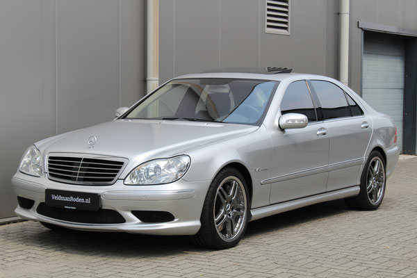 Mercedes-Benz S 65 AMG Lang - 2004 - 52.650 km