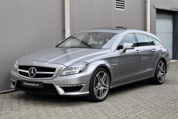 Mercedes-Benz CLS 63 AMG Shooting Brake - 2013 - 49.500 km