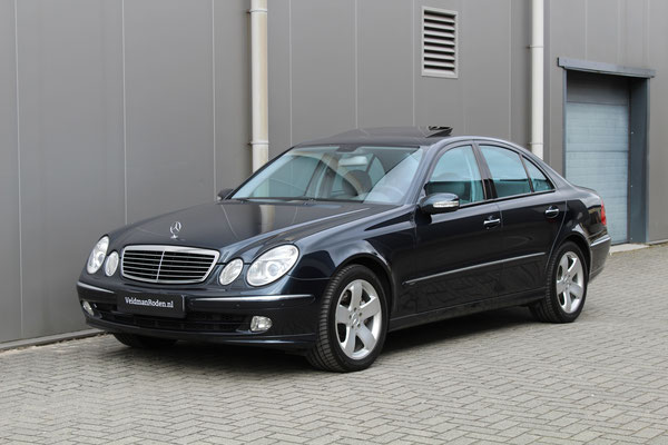 Mercedes-Benz E 500 Avantgarde - 2002 - 87.314 km