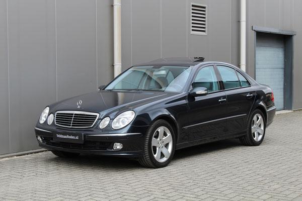 Mercedes-Benz E 500 Avantgarde - 2002 - 87.314 km