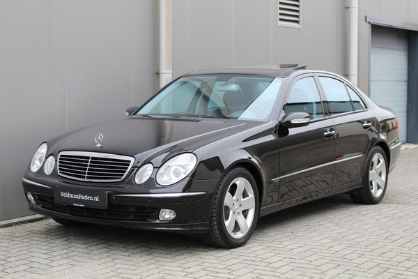 Mercedes-Benz E 320 Avantgarde - 2003 - 86.400 km