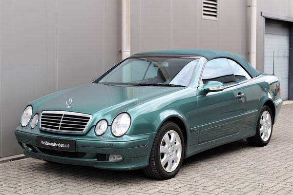 Mercedes-Benz CLK 320 Avantgarde - 2000 - 69.186 km