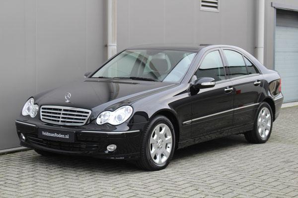 Mercedes-Benz C 200 Kompressor Elegance - 2005 - 32.178 km