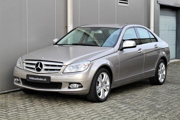 Mercedes-Benz C 200 Kompressor Avantgarde- 2007 - 37.817 km