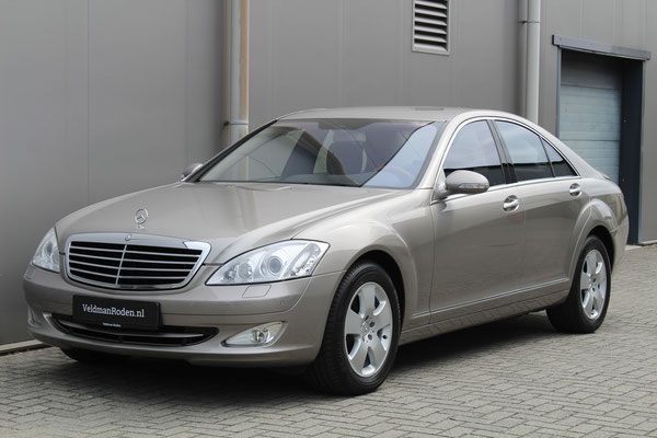 Mercedes-Benz S 500 - 2006 - 45.500 km