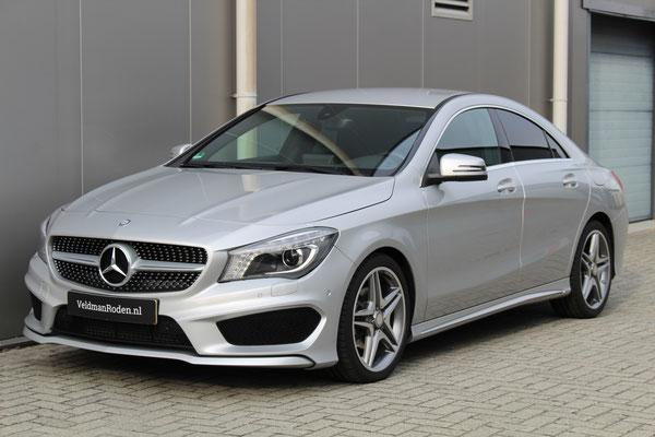 Mercedes-Benz CLA 180 - 2016 - 33.290 km