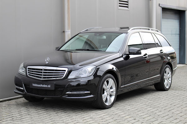 Mercedes-Benz C 180 CGI Estate Elegance - 2013 - 49.920 km
