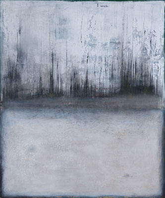 No. 84 - Mischtechnik Acryl auf Leinwand 100x120 cm (2016)