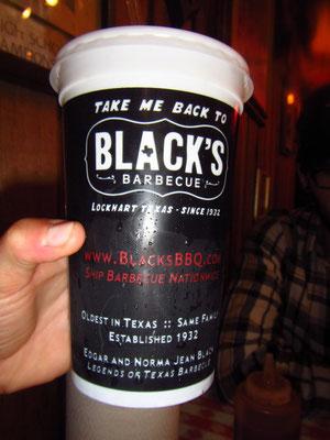 mmmmmhhhh BBQ bei Blacks BBQ Restaurant